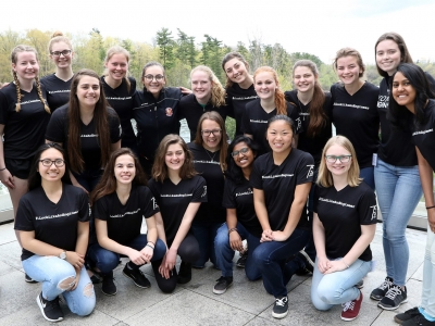 Photo for the news post: Women in Engineering