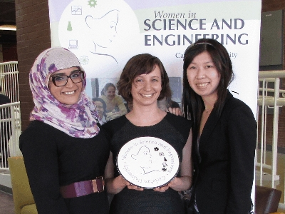 Photo for the news post: Carleton University Women in Science and Engineering (CU-WISE)