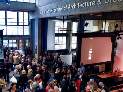 Photo for the news post: Forward 50 Events Celebrate Half-century of Architecture at Carleton