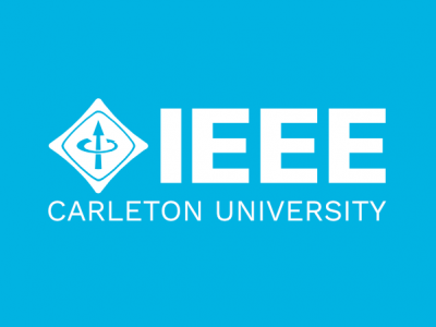 Photo for the news post: Institute of Electrical and Electronics Engineers (IEEE) – Carleton Chapter