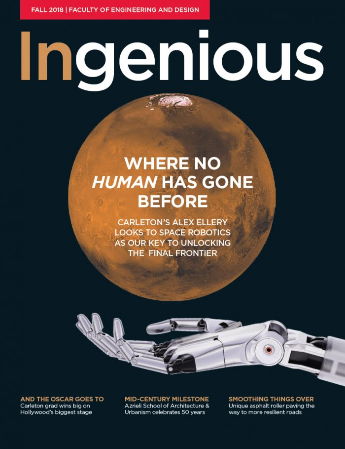 Ingenious Magazine | Faculty of Engineering and Design