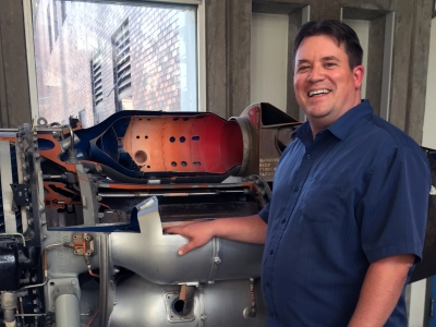 Photo for the news post: Carleton University's Jeremy Laliberté Develops COVID-19 Protocols for Delivery Drone Decontamination