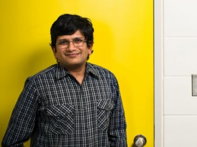 Photo for the news post: Carleton's Sreeraman Rajan Renewed as Canada Research Chair in Advanced Sensor Systems and Signal Processing