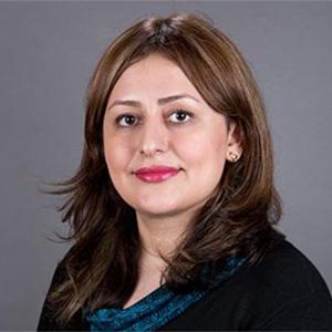 Photo of Marzieh Amini