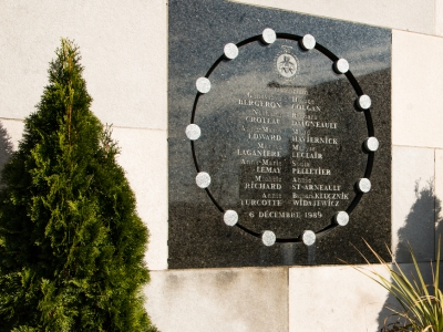 Photo for the news post: Carleton to Commemorate Victims on 30th Anniversary of the Montreal Massacre