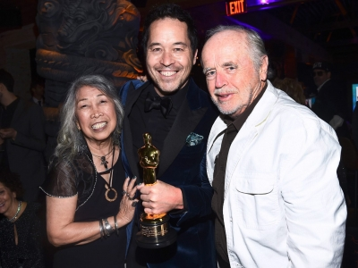 Photo for the news post: And the Oscar Goes to…