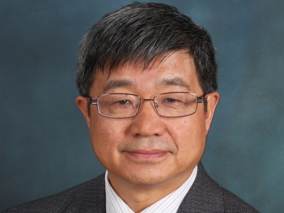 Photo for the news post: Carleton's Qijun Zhang Appointed Chancellor's Professor
