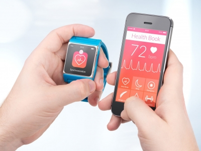 Photo for the news post: Making Health Social: Crowdsourcing Real-Time Wearable Tech Data for Pandemic Response