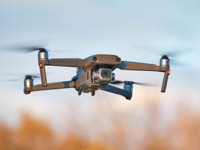 Photo for the news post: Carleton Drone Decontamination Research, UAV Training Program to Take Flight at Ottawa's Area X.O Facility