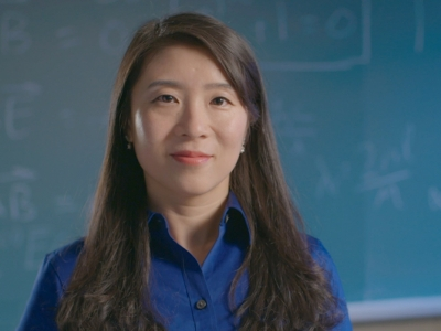 Photo for the news post: Carleton Electronics Prof. Winnie Ye Appointed IEEE Canada's Chair of Women in Engineering