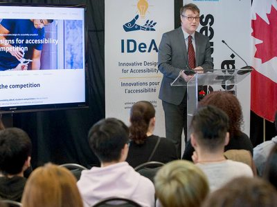 Photo for the news post: Big Ideas on Accessible Design