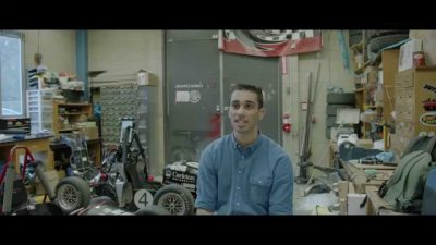 Thumbnail for: Mechanical Engineering – Barry's Story