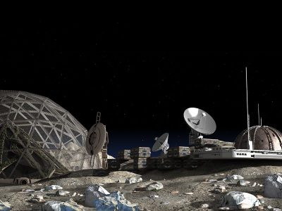 Photo for the news post: Mining Water on the Moon: Is it Worth the Massive Investment?