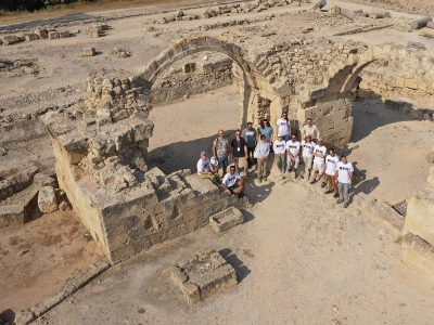 Photo for the news post: Digital Mapping Puts Carleton Students at Forefront of Cyprus Heritage Conservation Efforts