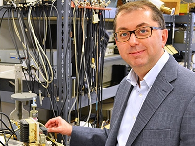 Photo for the news post: Professor Halim Yanikomeroglu Receives IEEE Communications Society Wireless Communications Technical Committee Recognition Award