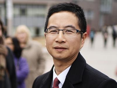 Photo for the news post: Carleton Professor Richard Yu Named IEEE Fellow