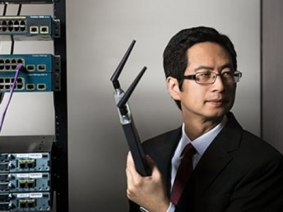 Photo for the news post: Carleton's Richard Yu Named a Fellow of the Canadian Academy of Engineering
