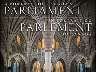 Photo for the news post: Carleton's Azrieli School of Architecture & Urbanism Book Launch: A Portrait of Canada's Parliament