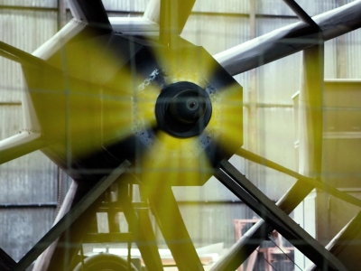 Photo for the news post: Wind Tunnel Facilities