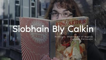 Thumbnail for: Meet Your Professor with Professor Siobhain Bly Calkin