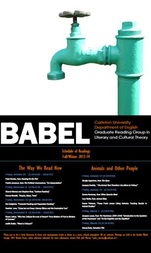 2013-14 - Babel