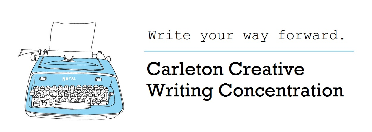 Creative Writing Concentration Banner 2