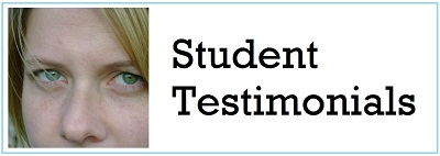 Creative Writing Concentration Student Testimonials - small icon