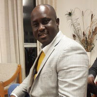 Photo of Pius Adesanmi