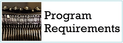 Creative Writing Concentration: Program Requirements