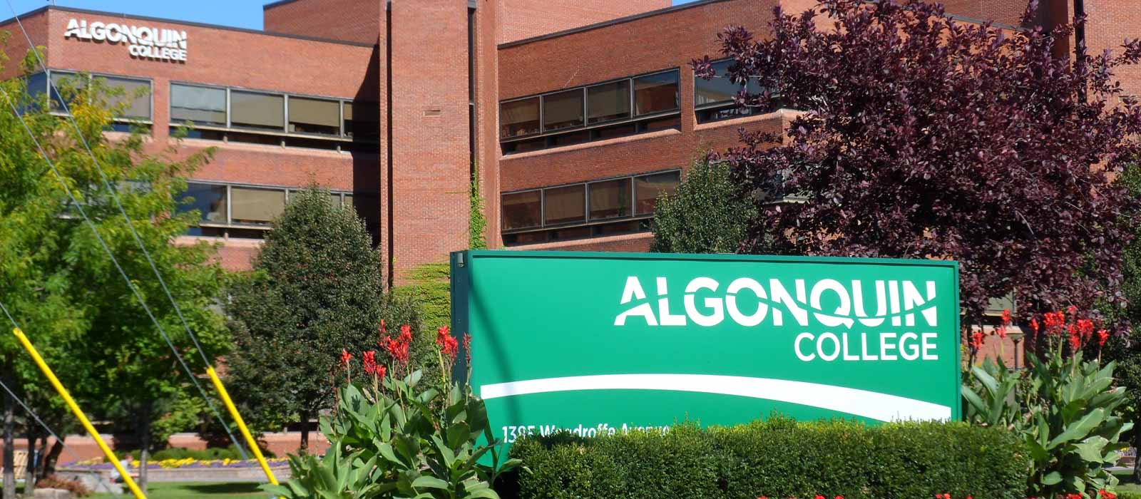 Banner image for Algonquin College