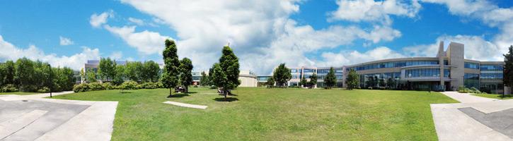 La Cité collégiale in Ottawa, Ontario