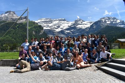 Dr. Kholghy at Gordon Research Seminar on Laser Diagnostics in Energy and Combustion Sciences, Les Diablerets, Switzerland, June 22-23, 2019