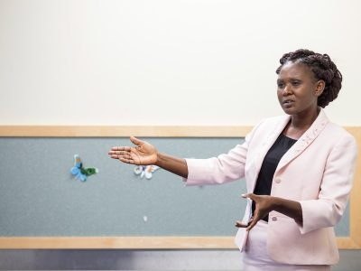 Photo for the news post: Climate Change Conversations Highlight African Scholars