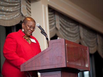 Photo for the news post: Carleton's Joy Mighty Receives Prestigious National Award