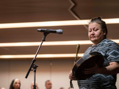 Photo for the news post: Kinàmàgawin Symposium Focuses on Indigenous Identity and Sovereignty