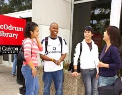 studentsoutsidelibrary