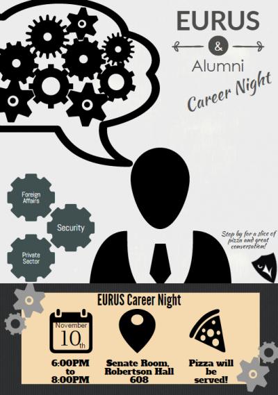 EURUS Career Night