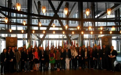 Ebru's Study Tour Group at the EU Court of Justice