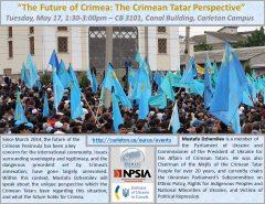 The Future of Crimea (May 17)