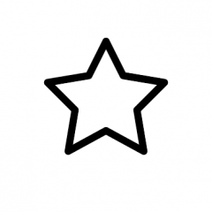 This is an icon of a star.