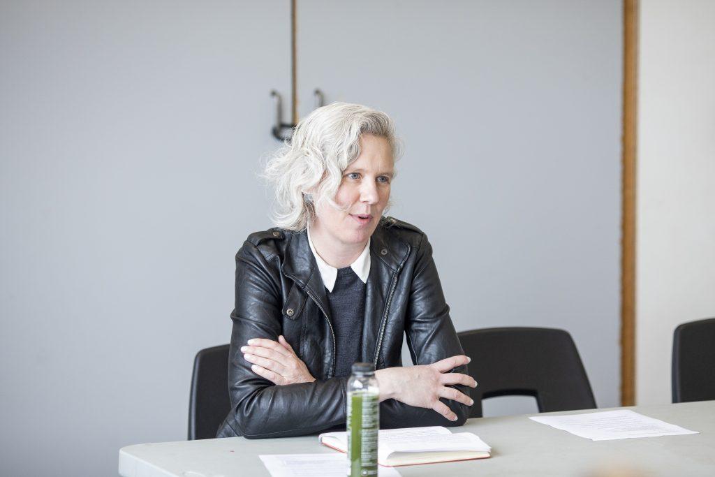 Professor Jennifer Ridgley