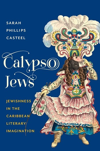 Book Cover Jewishness in the Caribbean Literary Imagination