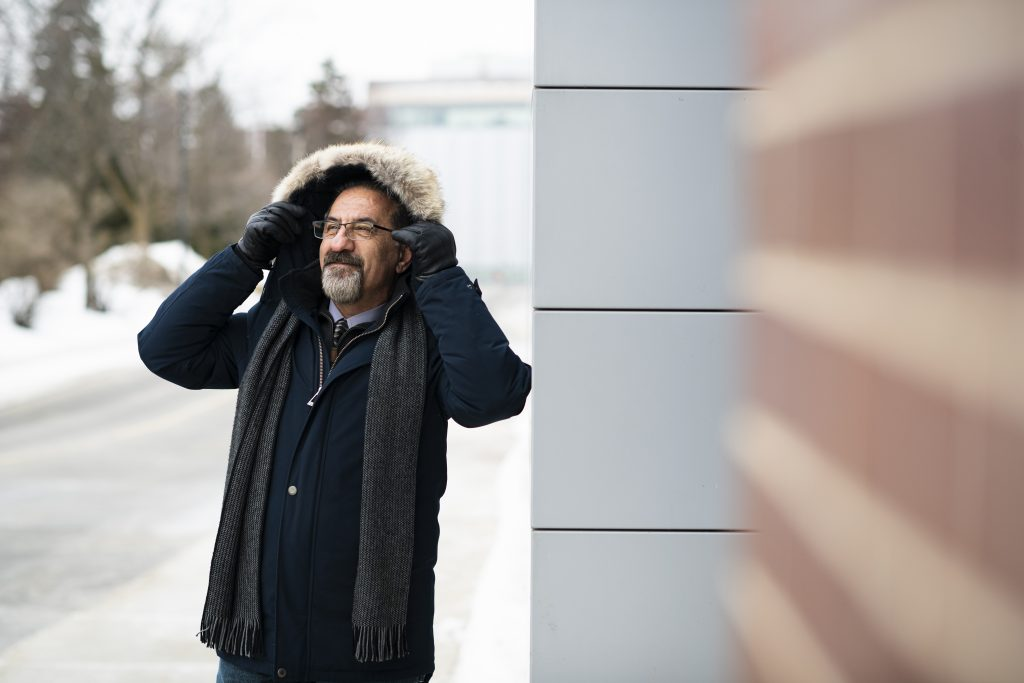 Professor Jaffer Sheyholislami
