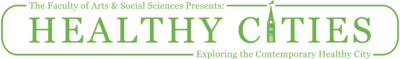 Healthy Cities Logo