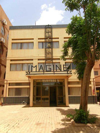 Imagine Institute in Burkina Faso