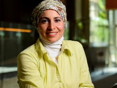 Photo for the news post: Dr. Nadia Abu-Zahra appointed to the Joint Chair in Women's Studies at Carleton University and the University of Ottawa