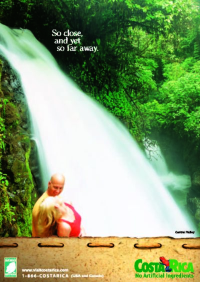 Costa Rica Tourist Brochure