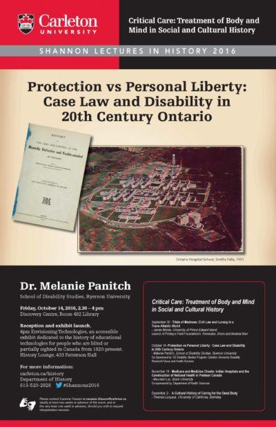Dr. Melanie Panitch Poster
