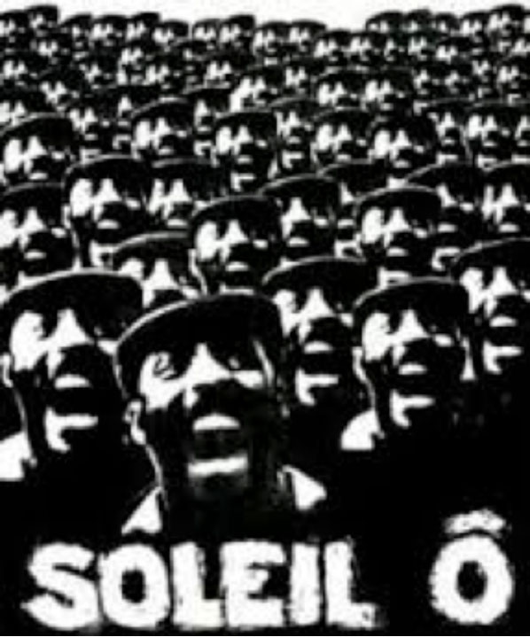 Soleil O Movie poster