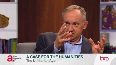 Thumbnail for: Why the Humanities Matter – with Professor Paul Keen